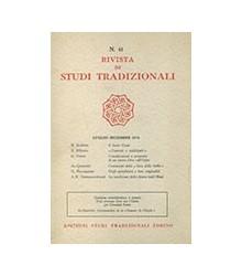 Rivista di Studi Tradizionali