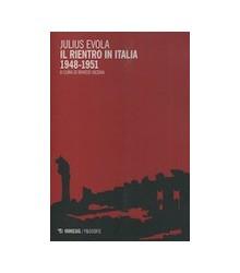 Il Rientro in Italia...