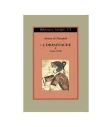 Dionisiache (Le). Vol. 2:...