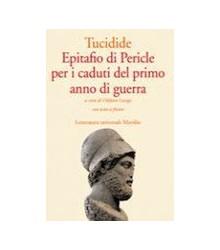 Epitafio di Pericle per i...