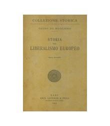 Storia del Liberalismo Europeo