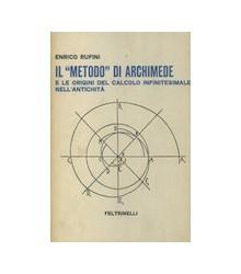 """Il """"Metodo"""" di Archimede"""