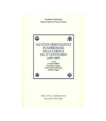 Gli Studi Orientalistici in...