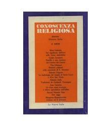 Conoscenza Religiosa 4 - 1976