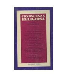 Conoscenza Religiosa 1 - 1978