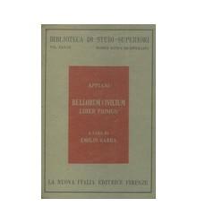 Bellorum Civilium Liber Primus