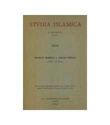 Studia Islamica XXXII -...