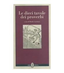 Le Dieci Tavole dei Proverbi