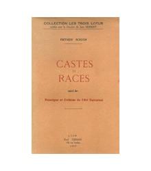 Castes et Races suivi de...