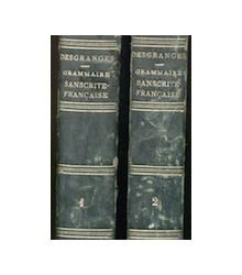 Grammaire Sanscrite-Française