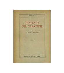 Trattato del Carattere