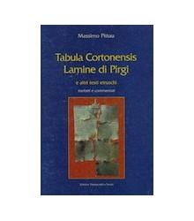 Tabula Cortonensis Lamine...