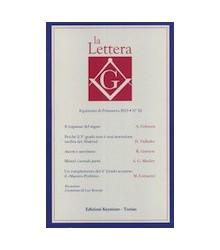 La Lettera G - Equinozio di...