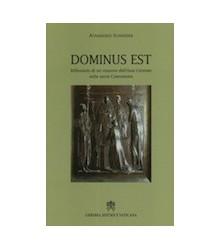 Dominus Est