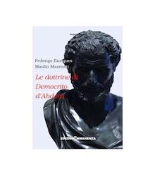 Le Dottrine di Democrito...