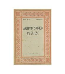 Archivio Storico Pugliese
