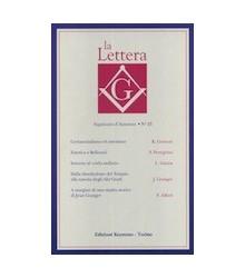La Lettera G - Equinozio...