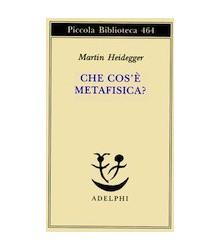 Che cos'è Metafisica?