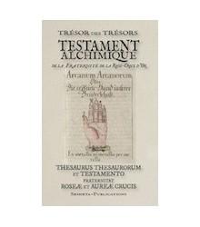 Testament Alchimique - Le...
