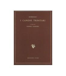 I Canoni Trinitari