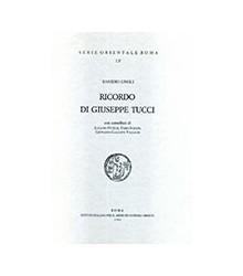 Ricordo di Giuseppe Tucci