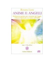 Anime e Angeli - CD a 432 hz