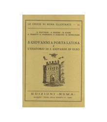 S. Giovanni a Porta Latina...