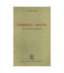 L'Ordine di Malta