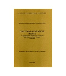 Collezioni Sudarabiche Inedite