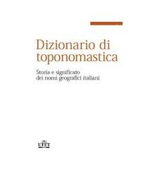 Dizionario di Toponomastica