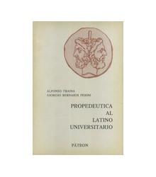Propedeutica al Latino...