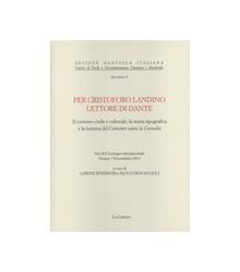Per Cristoforo Landino...