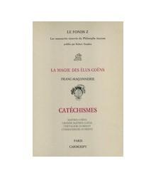 Catéchisme, Maîtres Coëns,...