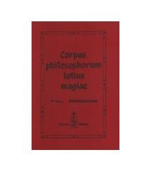 Corpus Philosophorum Totius...