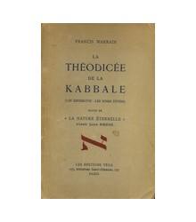 La Théodicée de la Kabbale...
