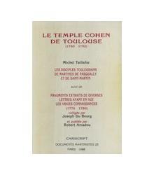 Le Temple Cohen de Toulouse...