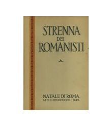 Strenna dei Romanisti - VI...