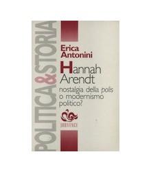Hannah Arendt: Nostalgia...