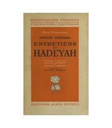 Entretiens de Hadeyah