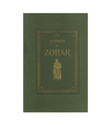 Sepher Ha Zohar - 6 Volumi