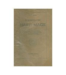 Formulaire de Haute Magie