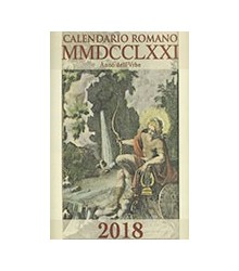 Calendario Romano dell'Era...