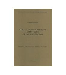 Corpus des Inscriptions...