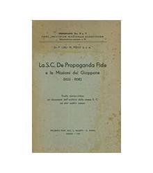 La S.C. De Propaganda Fide...