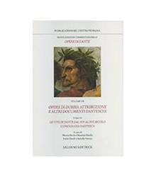 Le Vite di Dante dal XIV al...