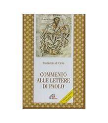Commento alle Lettere di Paolo