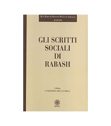Gli Scritti Sociali di Rabash