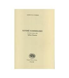 Soferè Hammelekh