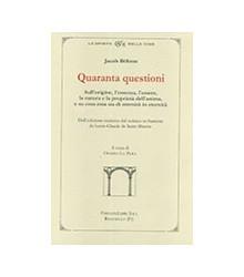 Quaranta Questioni