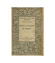 Poeti e Filosofi di Grecia